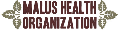 Malus Health Organization logo